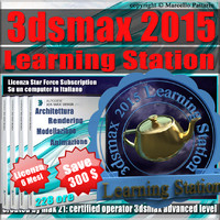2015 learning station 6 3d model