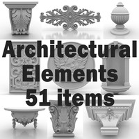 Architectural Elements Collection 2