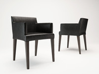 3d corona poliform chairs model