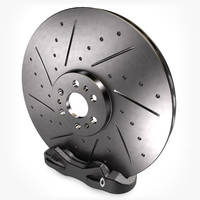 brake disc caliper 3d model