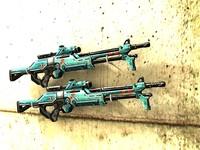 3d sniper model