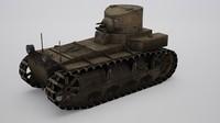 t1 cunningham tank obj