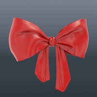 max red bow