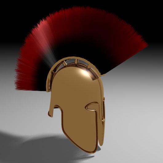 Spartan Greek Roman Helmet