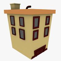max cartoon house 1