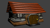 3dsmax fantasy house