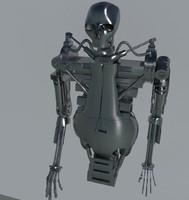 3d terminator model