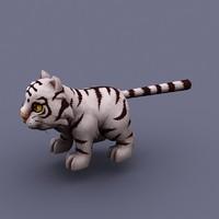 cat funny fun 3d x