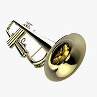 maya trumpet