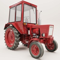 tractor t max