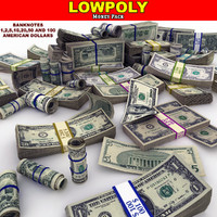 MoneyPack - American Dollars