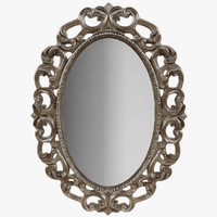 maya photorealistic mirror