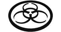 maya symbol biohazard