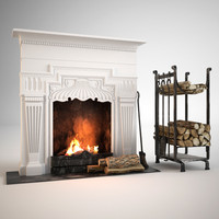 max fireplace accessories