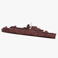 max wreck ship