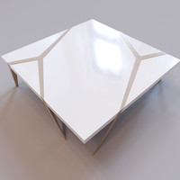 Roche Bobois - Mangrove cocktail table