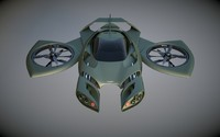 3ds max fighter heli