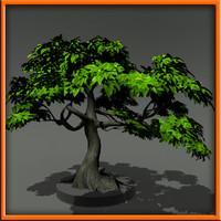 ash tree - 3ds