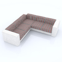 3ds max couch