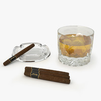whiskey cigars max