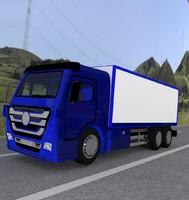 obj truck