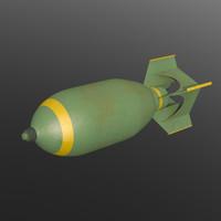 lwo aerial bomb