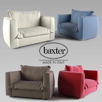 brest chair 3d model