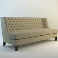 seven sedie fortuna 3d model