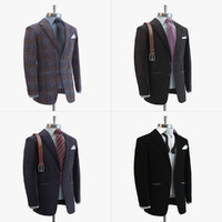 Domenico Vacca Men Suits Collection