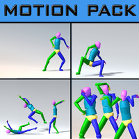 max animation motions