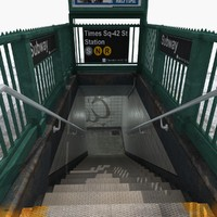 subway entrance max