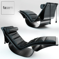 3d chaise fasem rio model