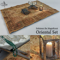 3d decoration ottoman items