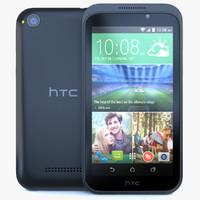 htc desire 320 3d max