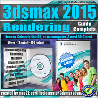 3ds max 2015 Rendering Guida Completa 3 Mesi