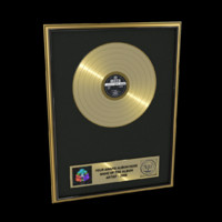 c4d gold record