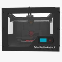 printer print 3d fbx