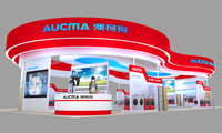 maya exhibition booth design