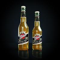 3d miller beer
