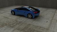 2015 car bmw 3d model