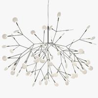 heracleum lamp 3d max