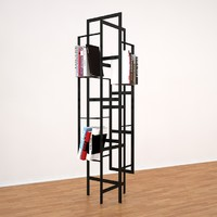 3ds max weave bookcase casamania