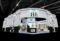 3ds max exhibition design stand