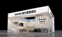 exhibition design stand 3d model