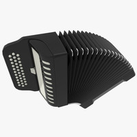 fbx accordion
