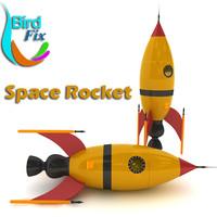 max retro rocket