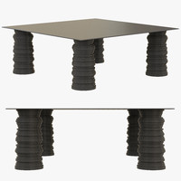 3ds baxter bidu table
