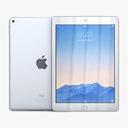 Apple iPad 3D models