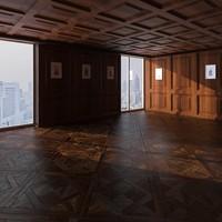 base classic interior obj