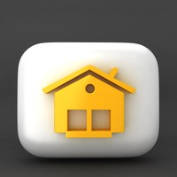 3ds web icon home